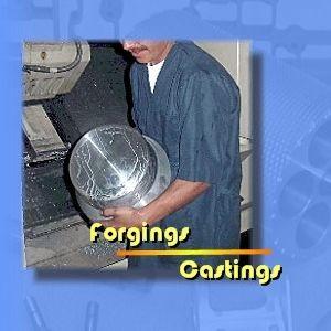 Forgings & Castings Machining